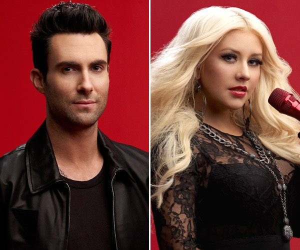 Christina Aguilera Still 'Disgusted' With 'Voice' Coach Adam Levine
