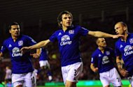 Manchester United prepare Baines move but set £12m limit on Everton defender