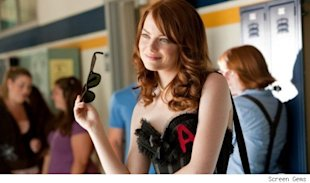 Emma Stone in Easy A. Photo: Screen Gems