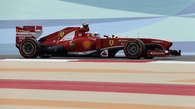 Bahrain Grand Prix - Ferrari duo fastest in FP1