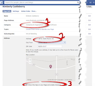 How To Add A Recommendation Box To Your Facebook Page image facebook pages recommendations box 7 550x501