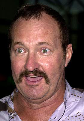 Premiere: Randy Quaid at the Los Angeles premiere of Miramax's The Others - 8/7/2001