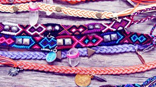 Our Favourite Friendship Bracelets