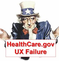 Top 7 HealthCare.gov UX Failures image HealthCare.gov UX Failure 300