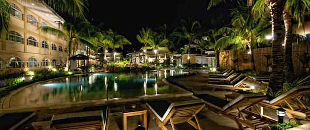 Boracay Garden resort's Olympic-size pool