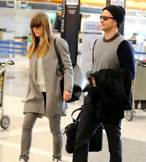 Jessica Biel Is Officially Pregnant With Justin Timberlake's Baby - WAHHH!