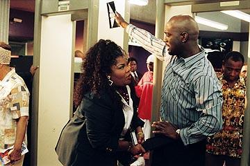 Mo'Nique and Dwayne Adway in MGM's Soul Plane