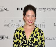 "Randi Zuckerberg attends Seventh Annual Women Of Worth Awards at Hearst Tower on December 6, 2012 in New York City. Facebook co-founder Mark Zuckerberg's sister evidently tripped on the social network's privacy settings, landing in the midst of a debate on Wednesday about ""online etiquette."""