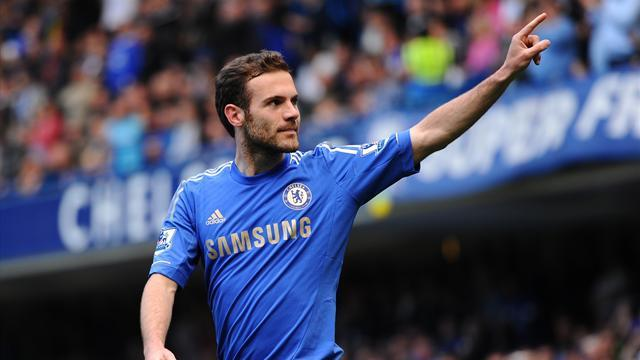 Premier League - Paper Round: Mata's dad touting him round Europe's top clubs