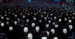 Warner Bros. Pictures' V for Vendetta - 2006