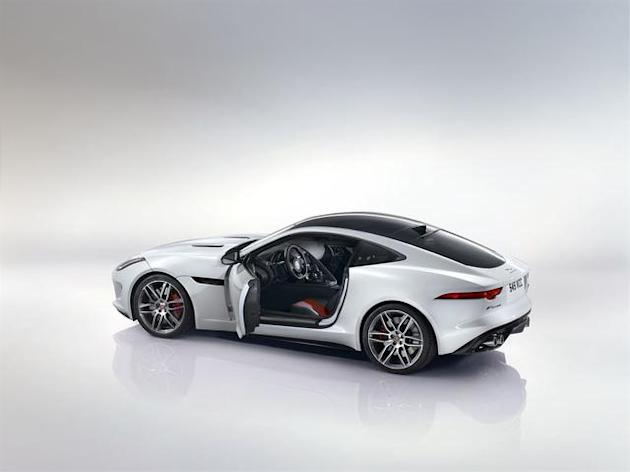 Jaguar F-TYPE Coupe:
