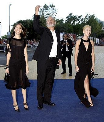 Sofia Coppola, Bill Murray, Scarlett Johansson Lost in Translation Venice Film Festival - 8/31/2003