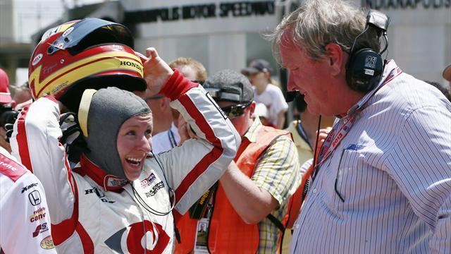 Motorsports - Britons Mann and Legge among women grabbing race spots at Indy 500