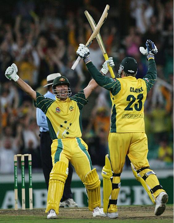 VB Series Australia v Pakistan