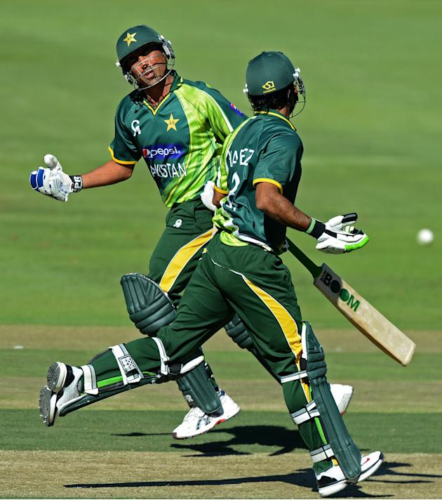 South Africa v Pakistan - 3rd ODI