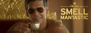 Old Spice India Launches Milind Soman As The Mantastic Man image Old Spice Smell Mantastic