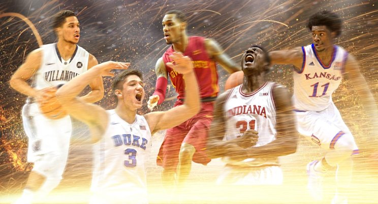 Josh Hart, Monte Morris, Josh Jackson, Grayson Allen and Thomas Bryant are among this season's biggest stars.
