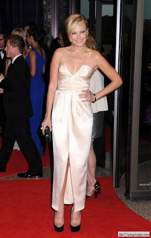 malin akerman correspondents dinner