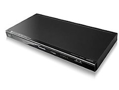 Panasonic Blu-Ray Player