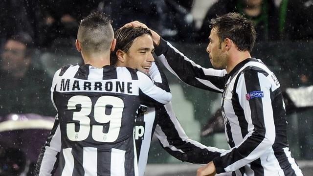 Serie A - Juventus sell striker Matri to AC Milan