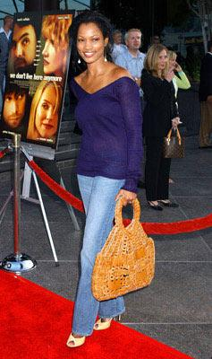 Garcelle Beauvais at the Hollywood premiere of Warner Independent Pictures' We Don't Live Here Anymore