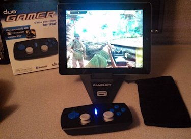 Duo Gamer reviewed: Gameloft's mobile controller for iOS games
