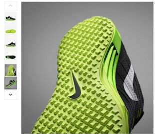 What Nike.com (and Others) Can Teach You About Building Persuasive Product Pages image Nike Bottom Of Shoe 1 e1408126336735 600x520