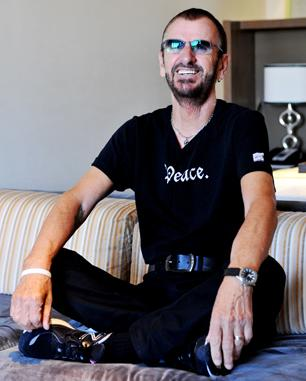 Ringo Starr Grooves Through 'Wings' in Atlanta - Premiere