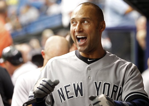 Bizarre five-acre tribute to baseball star Jeter carved into corn field