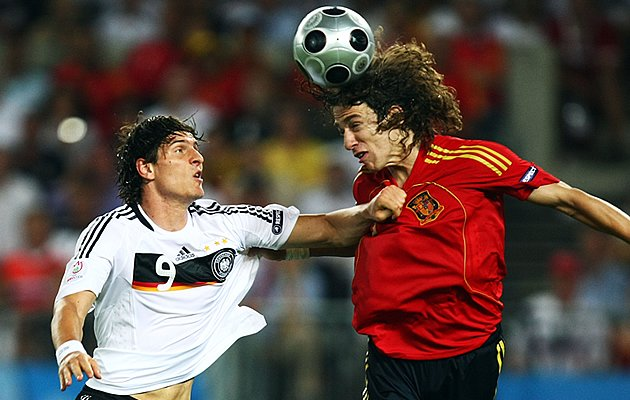 Will we see Germany and Spain clash once more in the Euro final? (Getty Images)