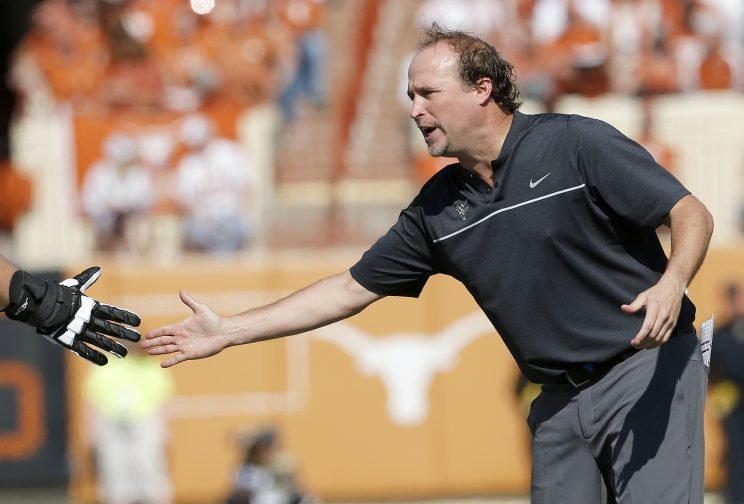 West Virginia coach Dana Holgorsen is the inspiration for Texas alum Matthew McConaughey's hair in the upcoming film