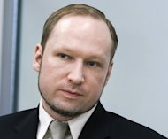 Norwegian extremist Anders Behring Breivik -- on trial for killing 77 people last July -- told an Oslo court he would not appeal a certain guilty verdict if the judges deem him to be sane