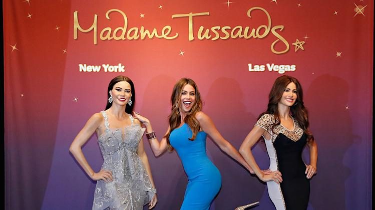 Sofia Vergara To Unveil Two Wax Figures For Madame Tussauds