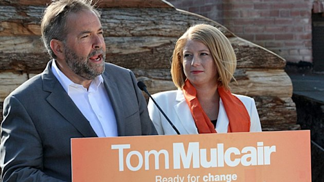 NDP candidate Alex Johnstone promises to learn more about Holocaust