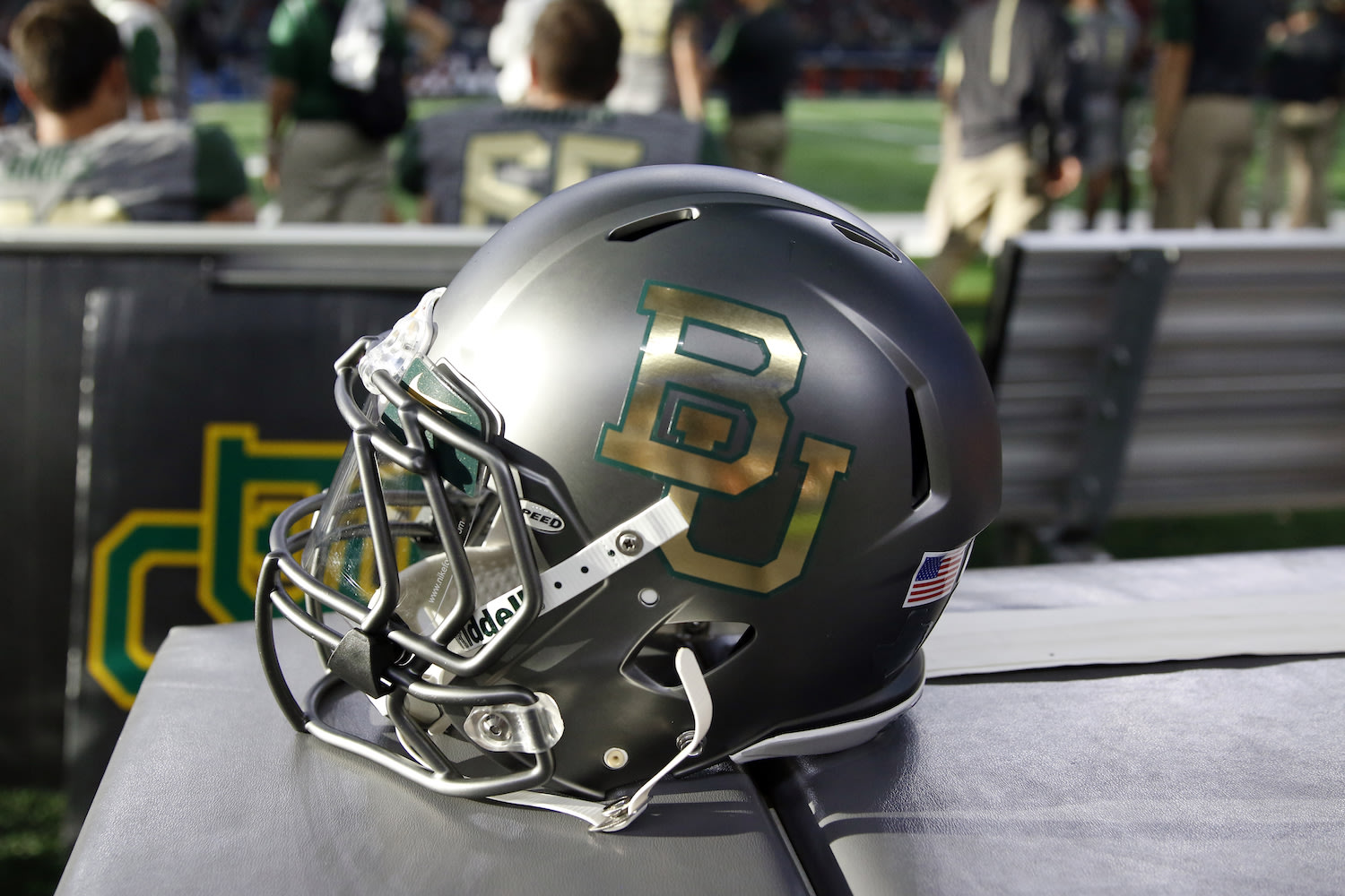 Gabrielle Lyons resigned from Baylor in the fall of 2015. (AP)