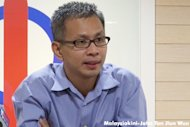 DAP's website attacked three times last week, says Pua