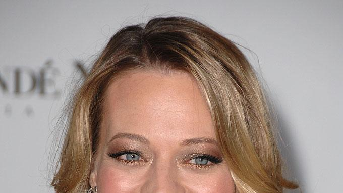 Jeri Ryan arrives at CondÈ Nast Media Group's 2007 Movies Rock at the Kodak Theater on December 2, 2007 in Hollywood, California.