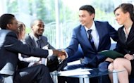 6 Tips to Making a Positive First Impression image shutterstock 108327170