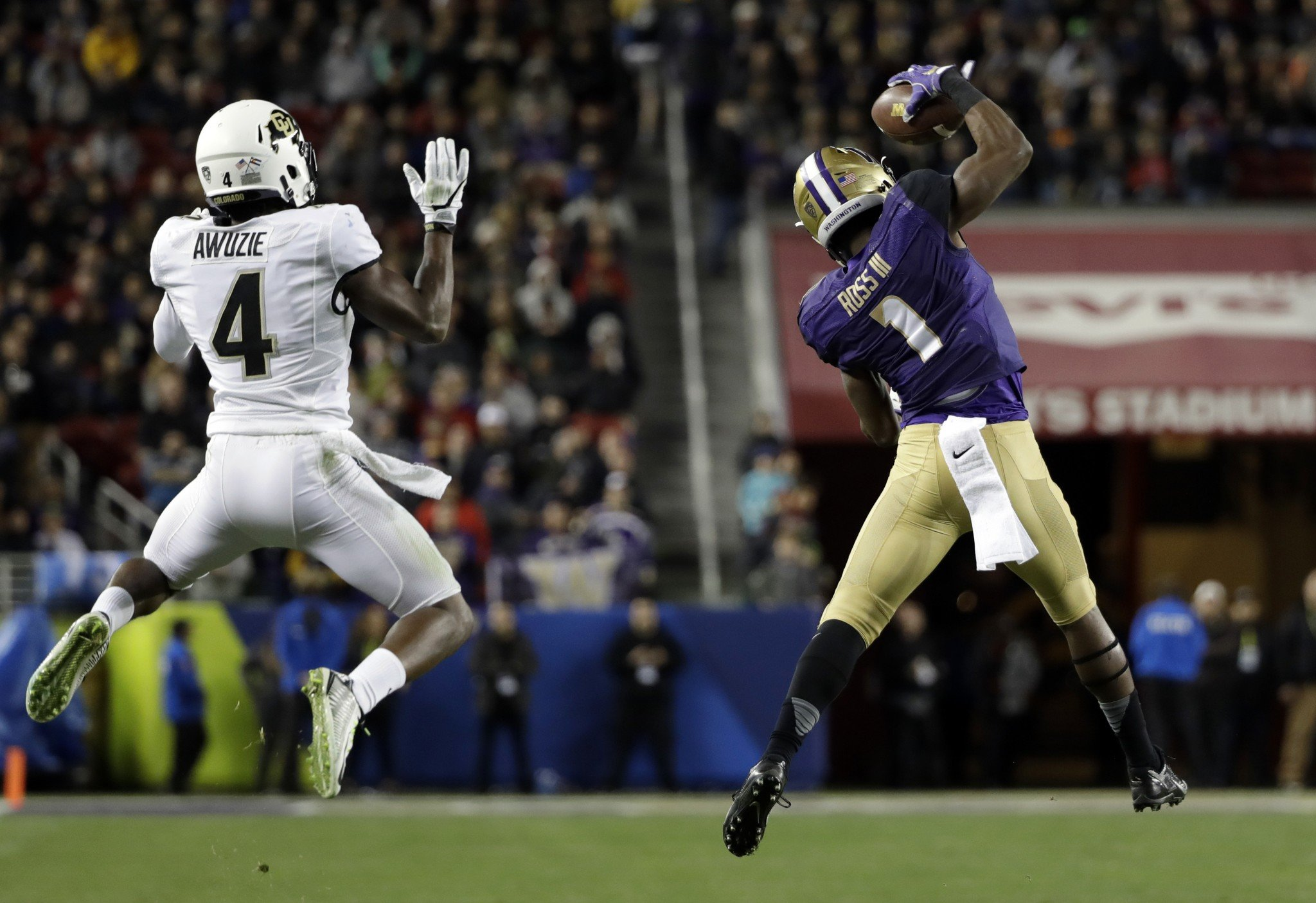 John Ross Catch