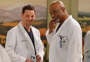 Justin Chambers, James Pickens Jr | Photo Credits: Eric McCandless/ABC