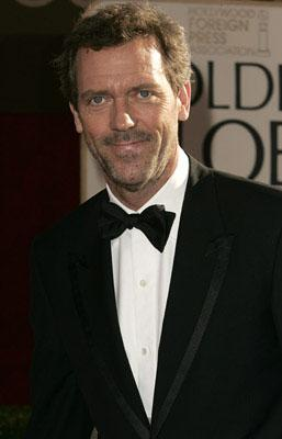 Hugh Laurie 63rd Annual Golden Globe Awards - Arrivals Beverly Hills, CA - 1/16/06