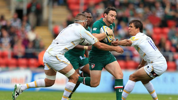 Rugby Union - Aviva Premiership - Leicester Tigers v Worcester Warriors - Welford Road
