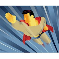 B2B Prospecting – Telling Your Hero's Tale image super hero