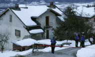 Gunman Shoots Three Dead In Switzerland