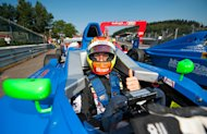 Nabil Jeffri could become the second Malaysian to win the single-seater series in Asia
