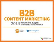 2014 B2B Content Marketing Research: Strategy is Key to Effectiveness image b2b content research 2014 study 300x230