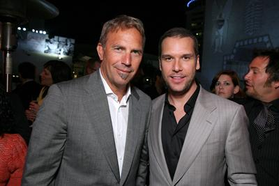 Dane Cook and Rex Lee at the Hollywood premiere of MGMs' Mr. Brooks