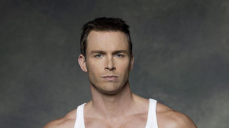 "Eric Martsolf stars as Brady Black on ""Days of Our Lives."""