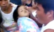 'Dead' Girl, 3, Wakes Up At Her Own Funeral