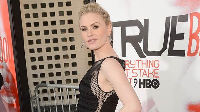Anna Paquin Gives Birth To Twins